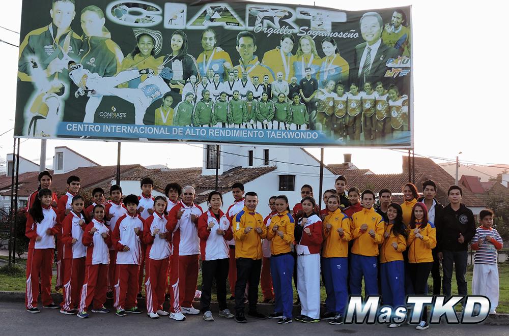 CIART_Taekwondo-Colombia