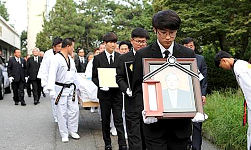 Funeral_Grand-Master_Lee-Chong-Woo_2