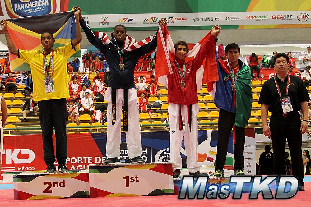 Podio_Panamericano-Cadete_M-57