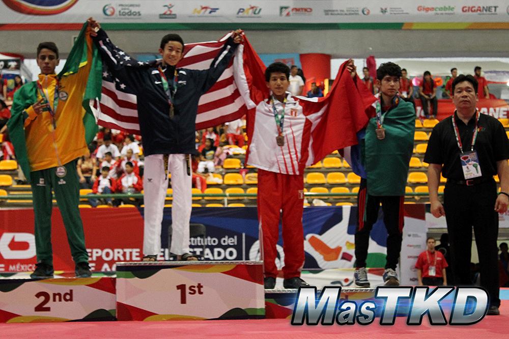 Podio_Panamericano-Juvenil_M-45