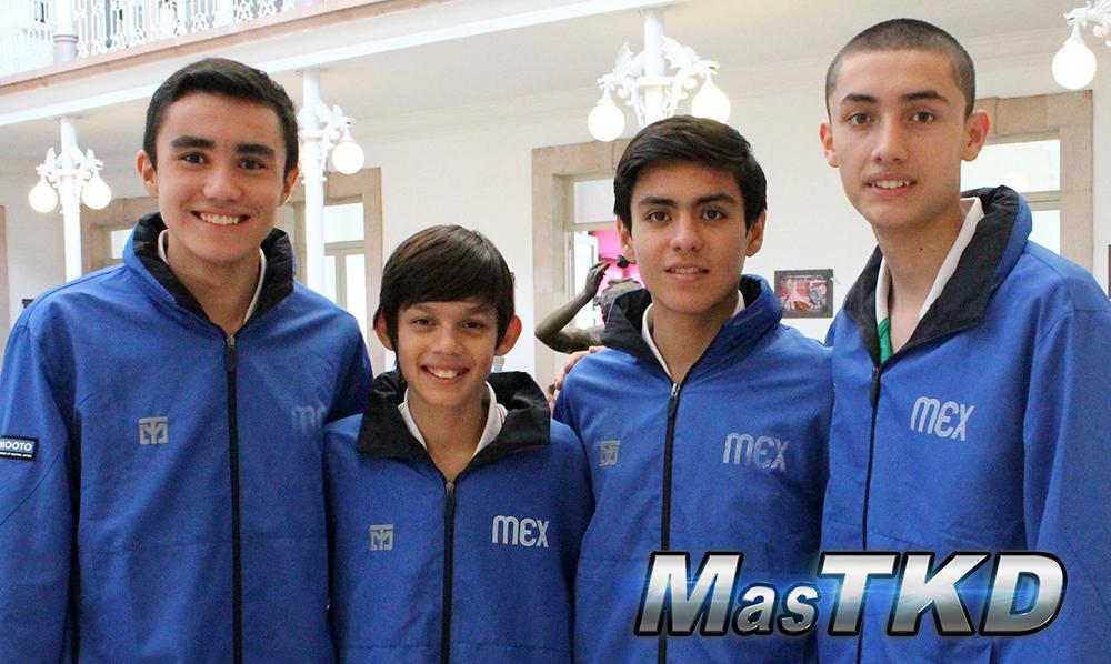 Medallistas-Mundiales-Cadetes-Mexico