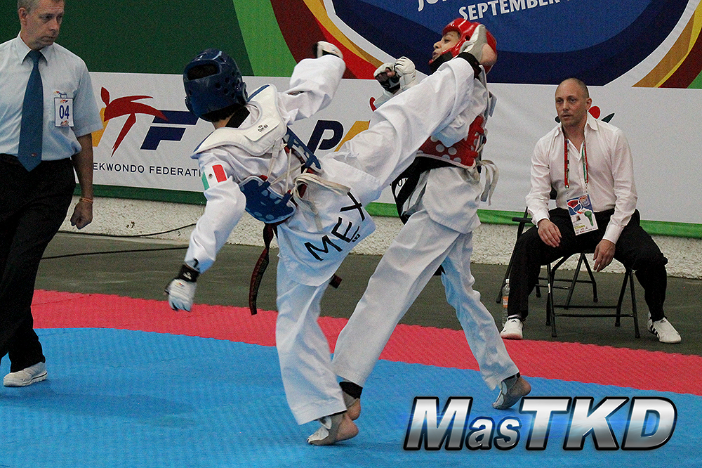 Panamericano-Taekwondo_Combate-Mexico