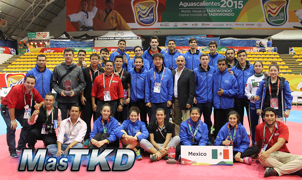 MEX-Taekwondo-Team_Campeon