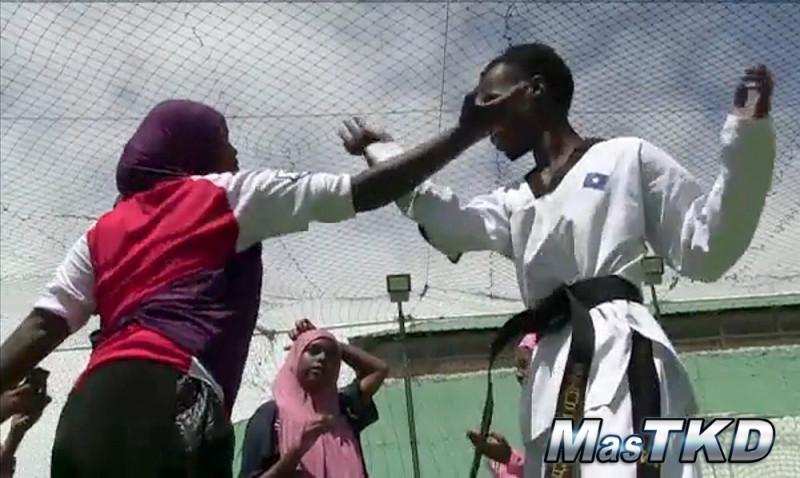 Taekwondo-Somalia