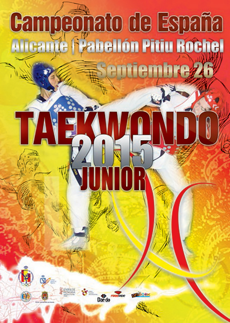 poster_TAEKWONDO-JUNIOR-2015-combate