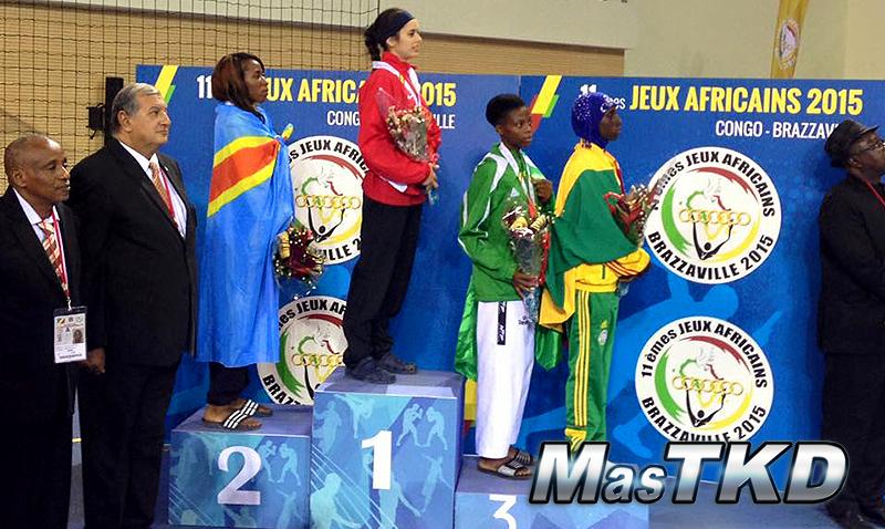 Podio-Juegos-Africanos-2015