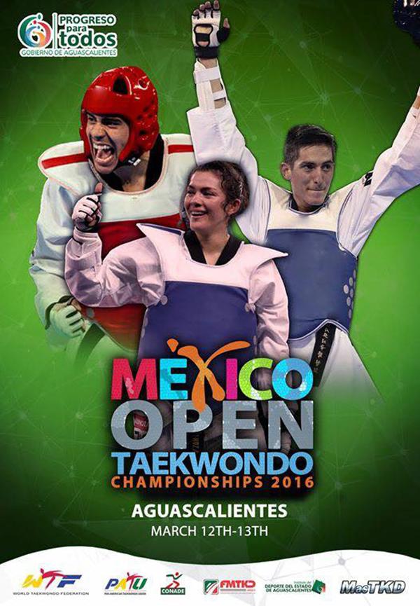 Eventos de Taekwondo en México