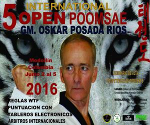 OPEN POSADA 2016
