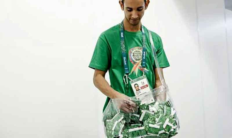 450.000 preservativos se repartirán en la Villa Olímpica