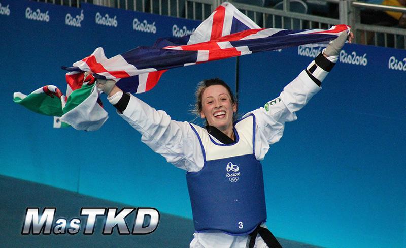 Jade-Jones Oro Taekwondo Rio 2016