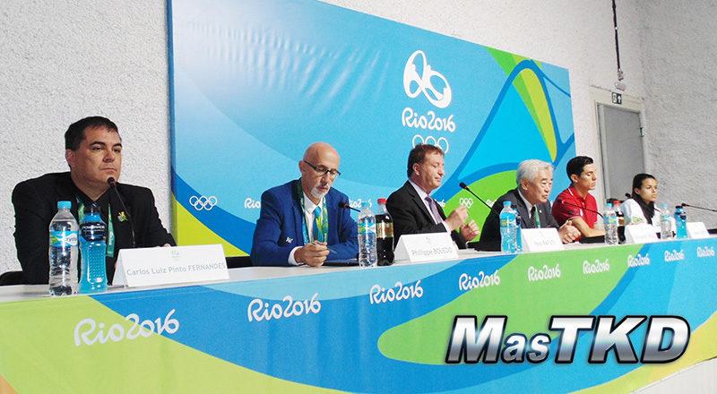 MasTKD ya se encuentra en Río de Janeiro