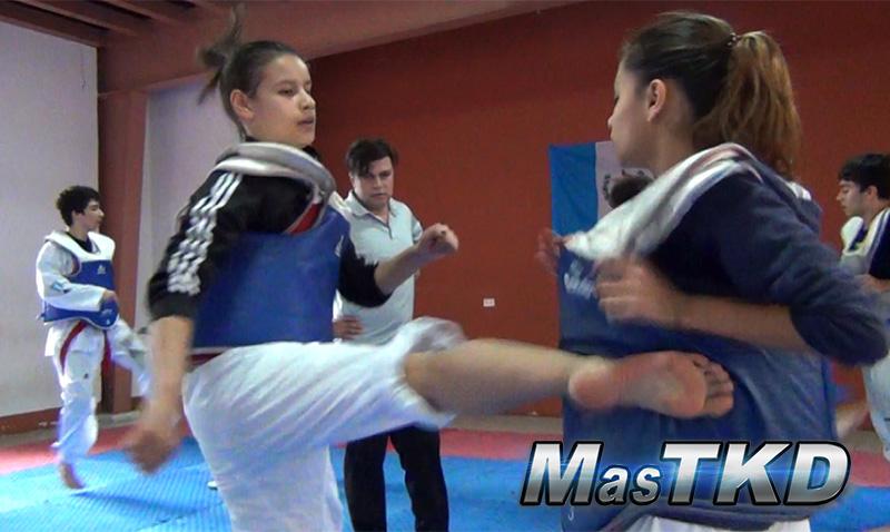 Resistencia en el Taekwondo