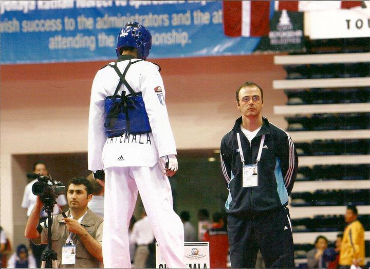 Taekwondo - Claudio Aranda
