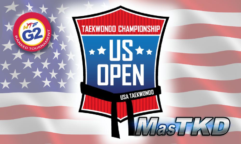 Resultados 2017 U.S. Open Taekwondo Championships, G2