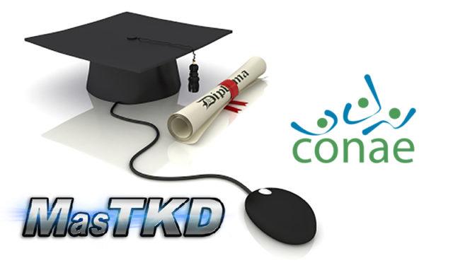Diplomados de taekwondo_CONAE-MasTKD