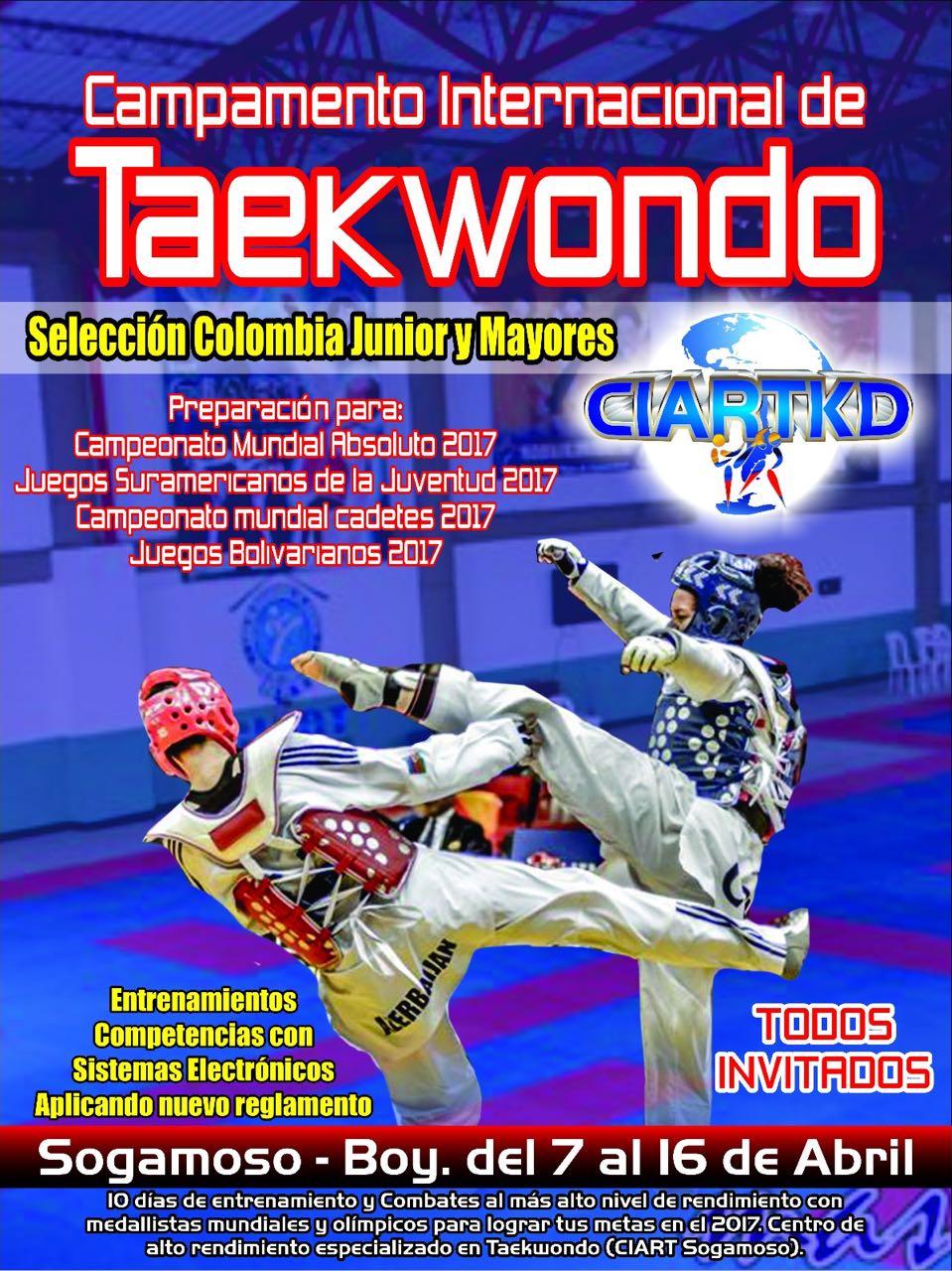 Poster_Campamento-CIARTKD-Sogamoso-Colombia_