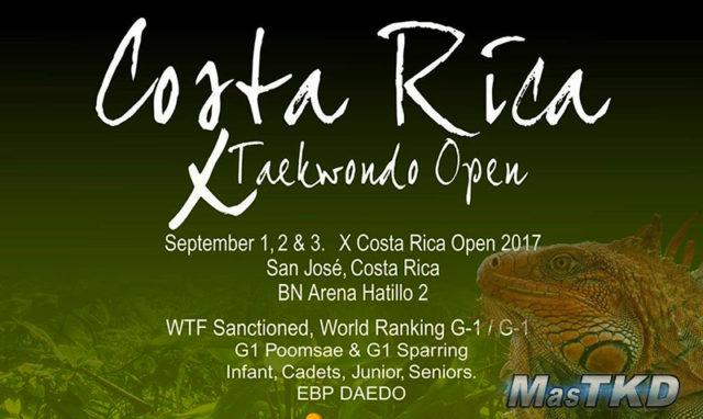 Costa-Rica-Open_Taekwondo