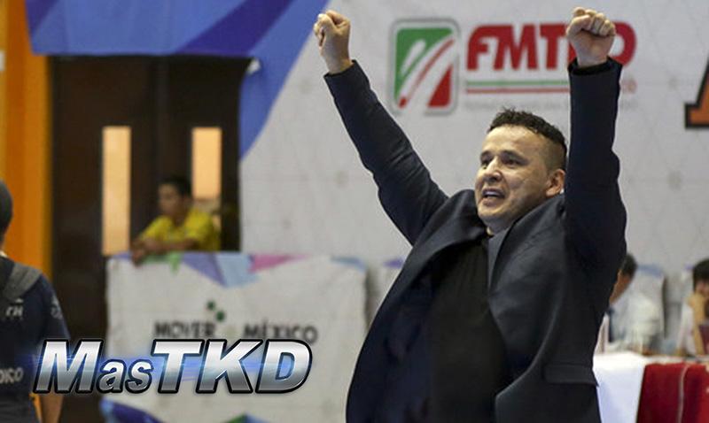 Cito Forero habla sobre el nuevo reglamento de Taekwondo