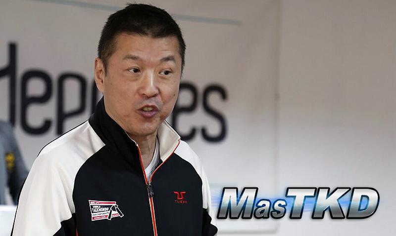 Arbitro Unión Panamericana de Taekwondo