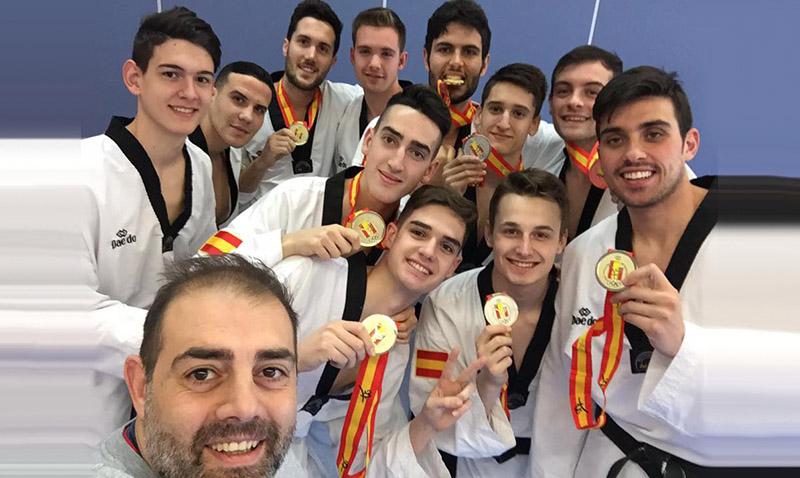 """El futuro del Taekwondo español está a buen recaudo"""