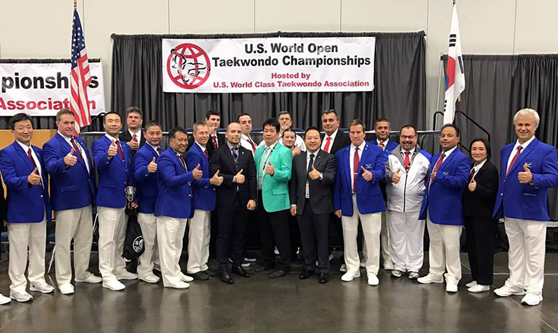 U.S. World Open Taekwondo Championship