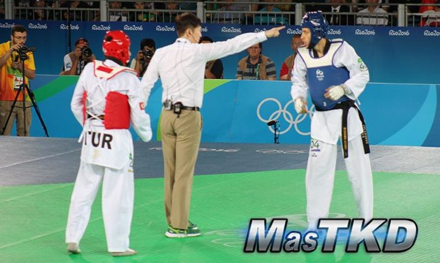 Estudie esto antes de competir en Taekwondo