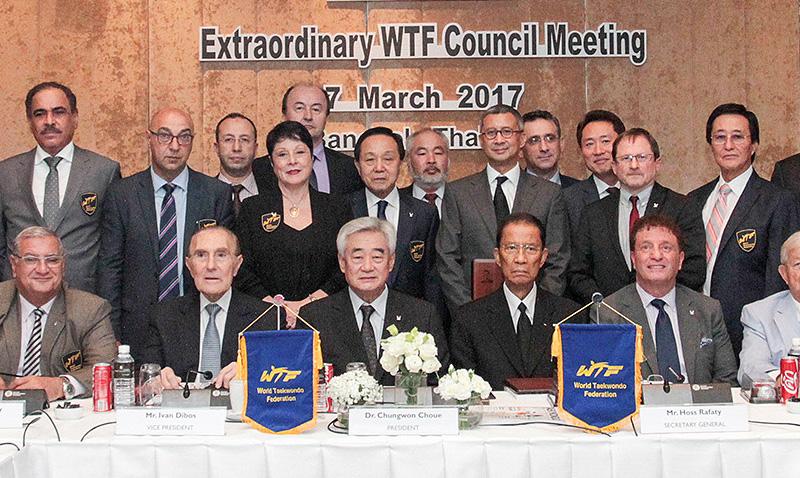 WTF Consejo Ejecutivo