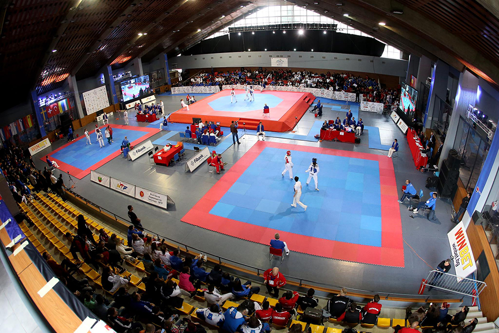 Europeo-Sub21-Taekwondo_Estadio_