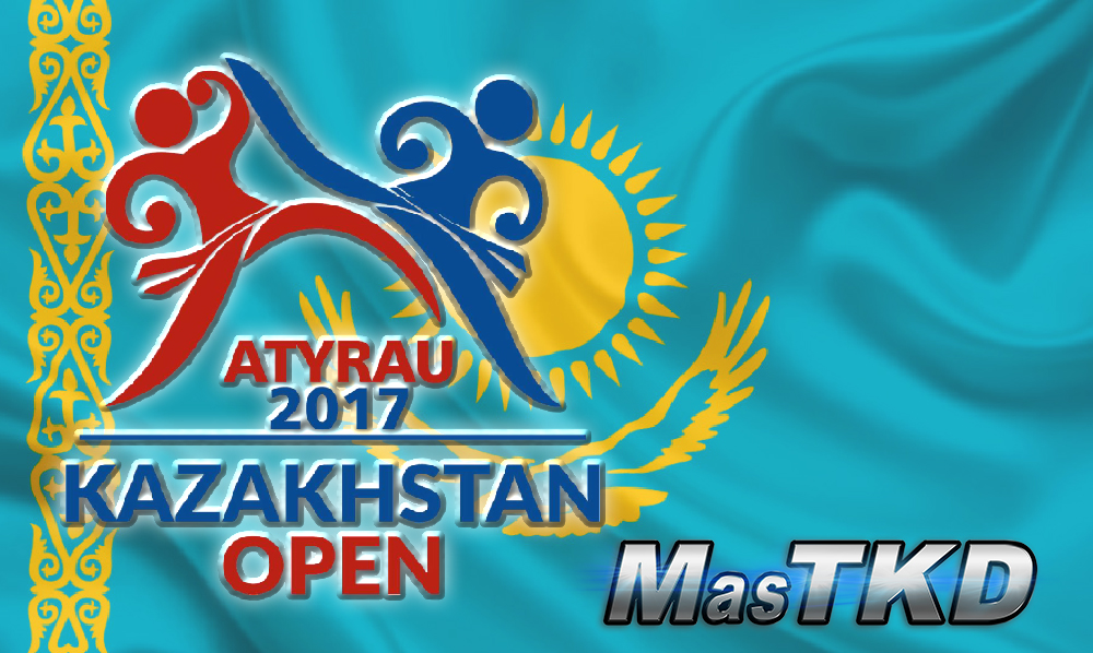 2017 Kazakhstan Open Taekwondo Championships, G1 - resultados