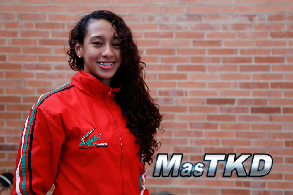 Katherine Dumar se convirtió en una referente mundial del taekwondo