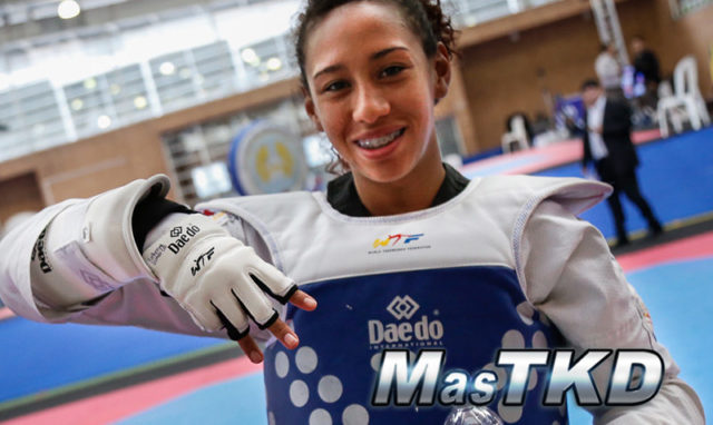Katherine Dumar: llega al Taekwondo por transmisión televisiva