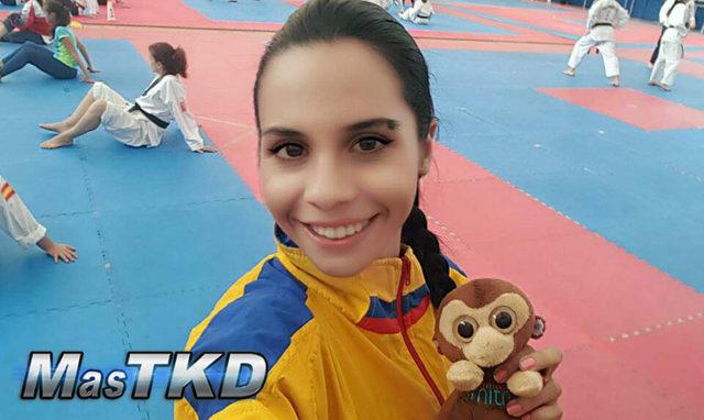 Fallece medallista mundial de Colombia: Andrea Álvarez