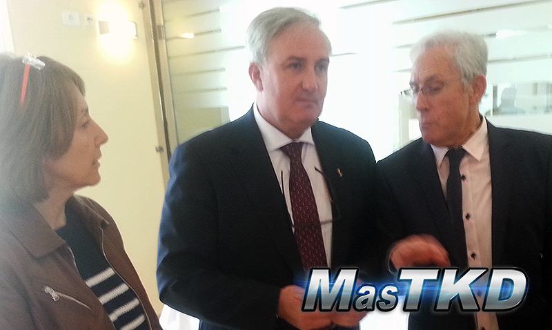 Jesús Castellanos reelegido al frente de la RFET