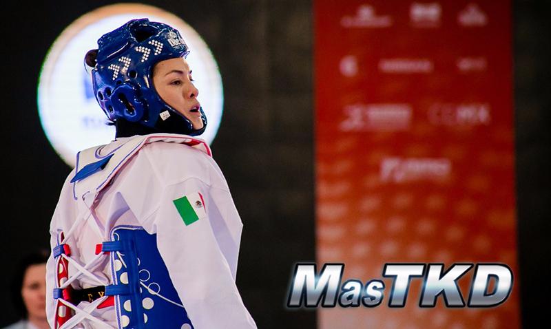 Incansable: María Espinoza sumará su octavo mundial