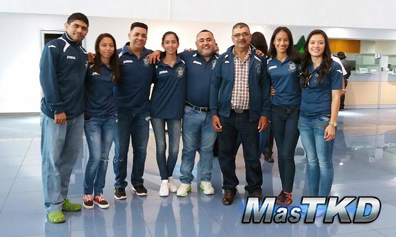 Nicaragüenses con el objetivo puesto en Managua 2017
