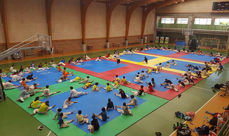 Destino Tokyo 2020 Training Camp 2017