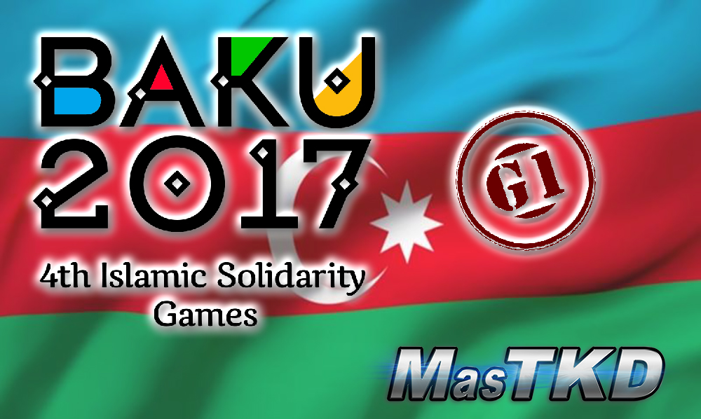 4th-Islamic-Solidarity-Games_Baku-2017_Taekwondo_TAPA
