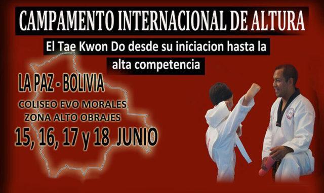 Campamento Internacional de Altura en La Paz