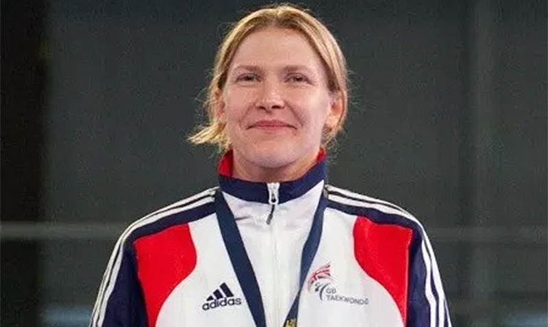 Falleció la medallista británica Caroline Facer