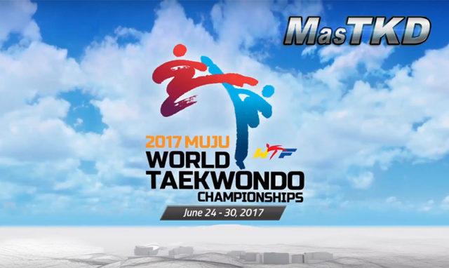 Cronograma del Campeonato Mundial de Taekwondo 2017