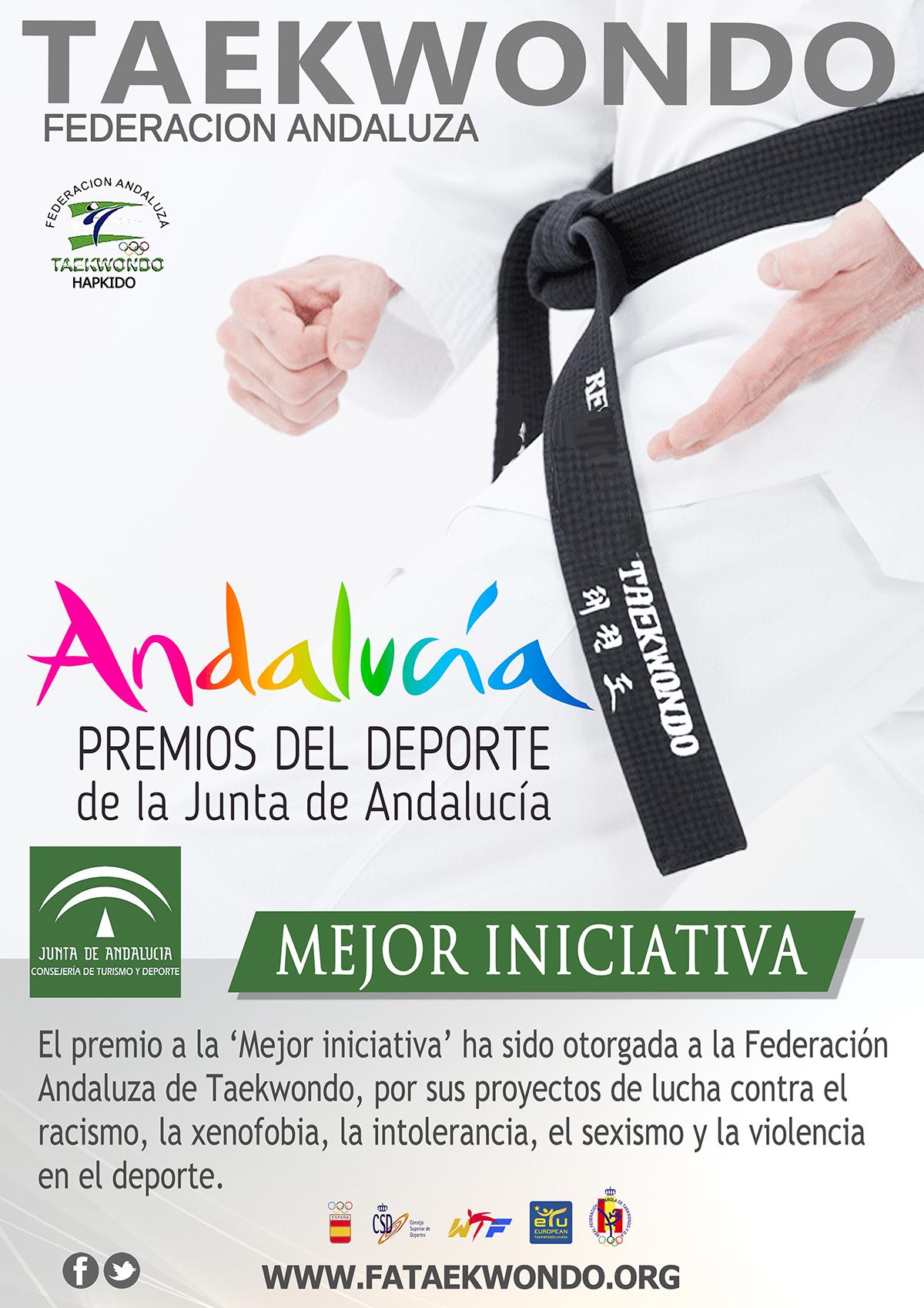 Federación Andaluza reconocida por su gran iniciativa