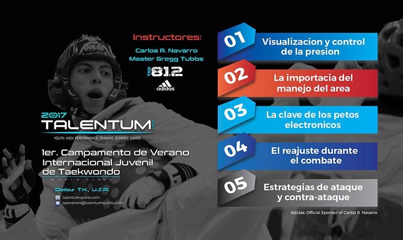 Hacer Taekwondo y pasear: propuesta de Talentum Sports
