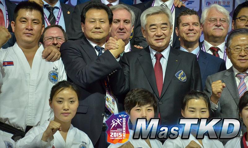WTF invitaría equipo ITF a Campeonato Mundial