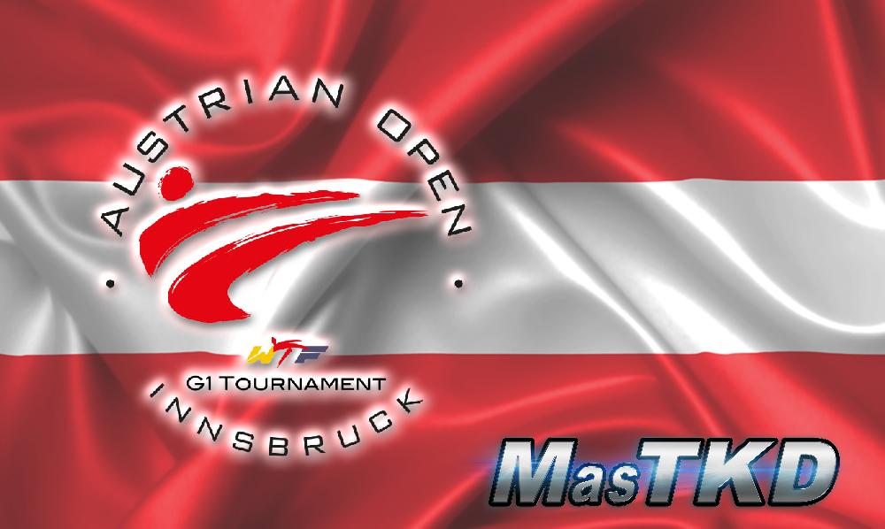 Austrian Open 2017 - taekwondo Resultados