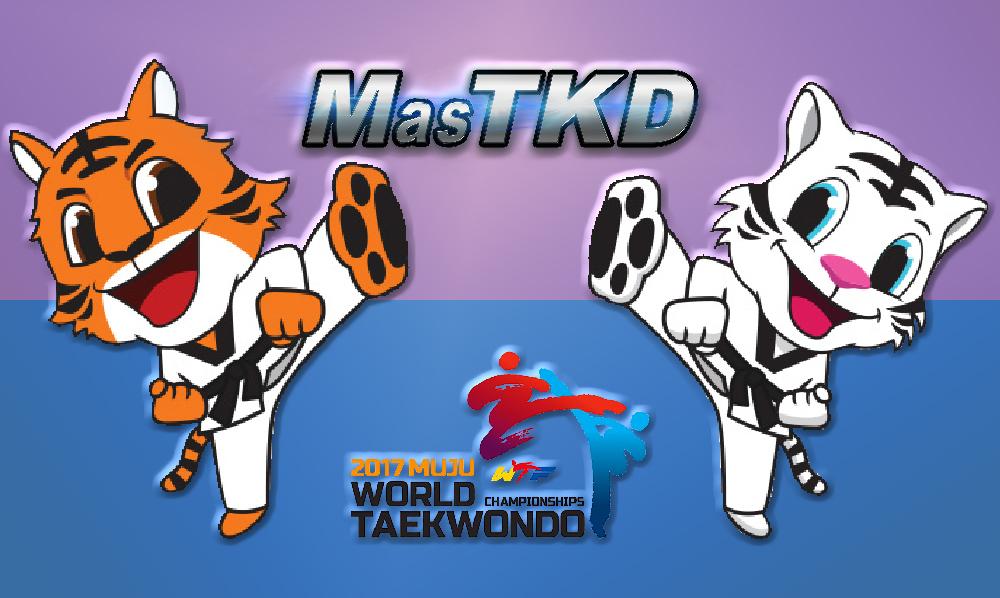Emblemas-Mundial-Taekwondo-Muju-2017