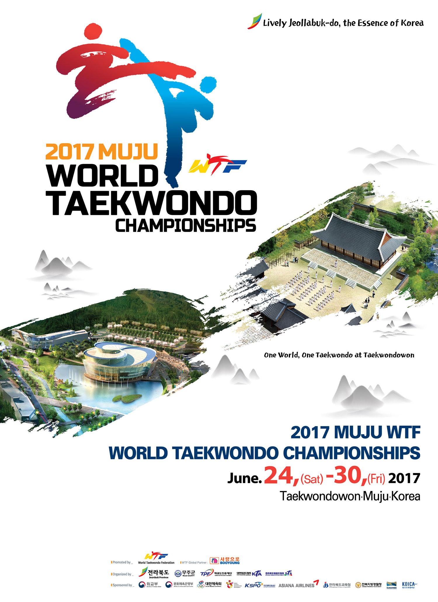 Mundial-Taekwondo_Poster(ENG)