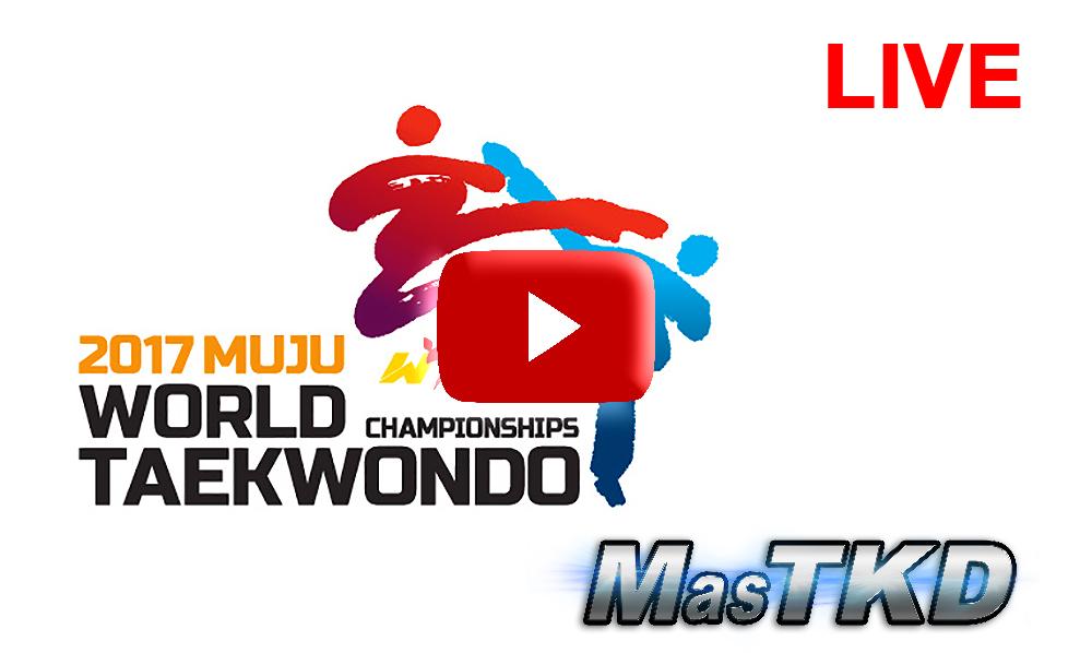 LIVE_Mundial-Taekwondo-Muju-2017