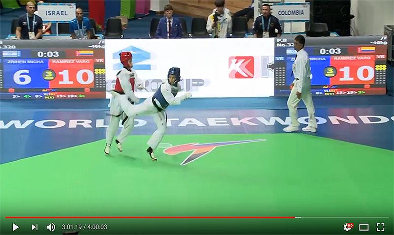 COMBATES_Mundial-Taekwondo-Muju-2017_dia1