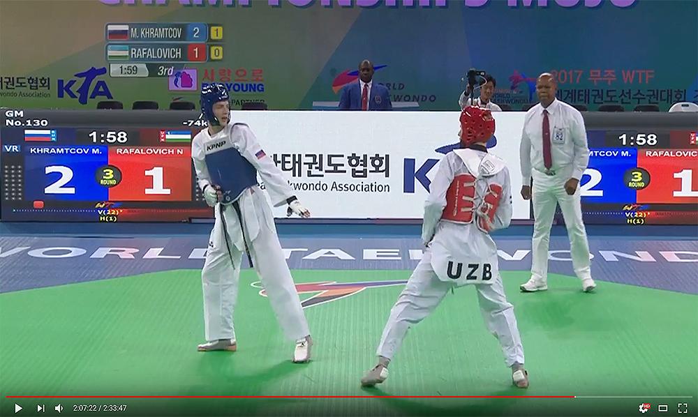 COMBATES_Mundial-Taekwondo-Muju-2017_dia3