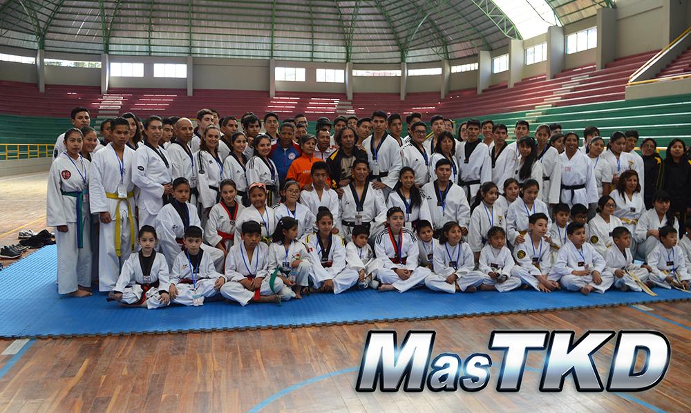 Campamento-Taekwondo_Participantes